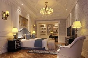 美式风格装修设计,让家自然舒适又美好