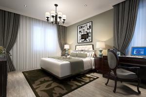 小卧室的布置方法分享,学会这五招卧室再小也不愁
