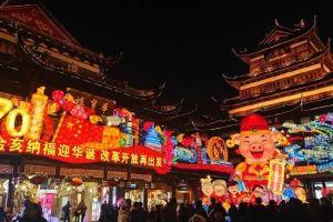 【美好上海见证官第四站】 带你寻找城隍庙岁月深处的符号