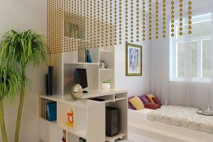 上海小户型旧房改造装修设计方案