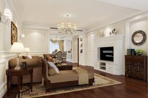 欧式风格室内装修设计技巧,装饰细节一定要注意!