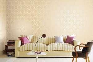 客厅墙纸什么颜色好看?客厅墙纸颜色该怎么搭配?-上海家装公司