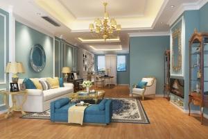 在上海客厅装修效果图装修注意事项有哪些