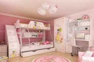 上海家装公司儿童房装修应注意哪些事项?