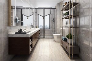 小空间卫生间设计技巧有哪些?尚海整装给您分享技巧