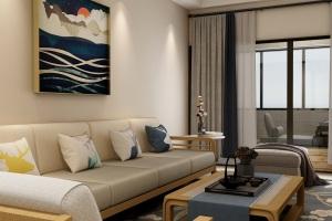 客厅装修时墙壁的颜色如何搭配?