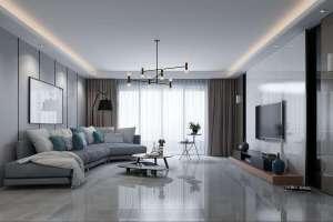 新流行客厅装修,要学吗?