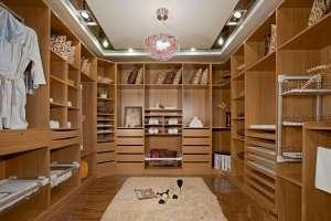 两室一厅怎么设计一个衣帽间?衣帽间的流行设计趋势是什么?