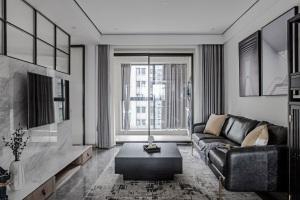 上海装修公司:小客厅电视墙颜色怎么搭配