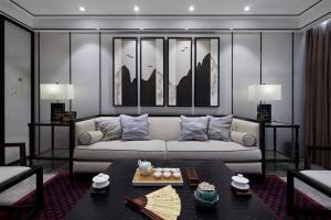 尚海整装室内装修效果图大全,最新2021装修案例图片