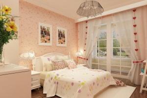 上海儿童房装修效果图怎么才能更省空间