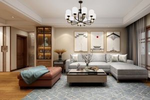 尚海整装教你室内装修攻略,自由时尚的室内色彩搭配!