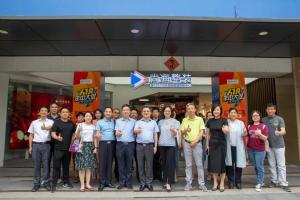 促交流 谋发展 | 市消保委在黄浦旗舰店开展家装消费体验活动