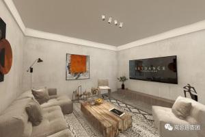 岚总巡查 | 婚房设计追求另类极简美